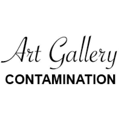 Art Gallery Contamination<